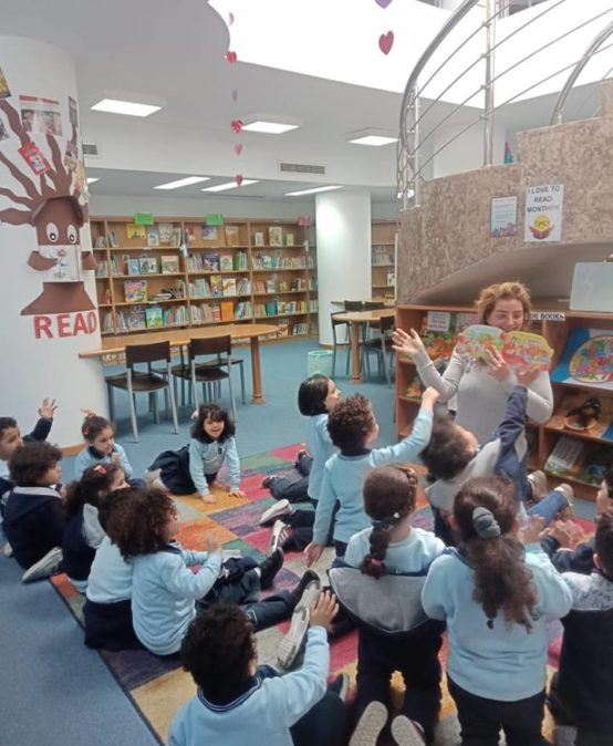 March 2019 Guest readers