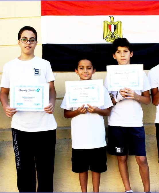 International Schools' Boys Swimming Tournament